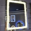 60x80cm Mirror with Crystal